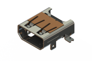 694H319-669-211 - HDMI Type-D connector
