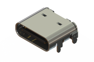 698B116-164-211 - 16 pin USB Type-C connector