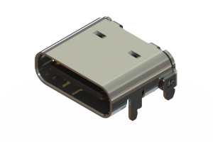 698B116-564-211 - 16 pin USB Type-C connector