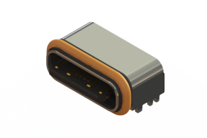 698B116W16A-661 - 16 pin USB Type-C connector