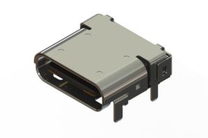 698C124-206-211 - 24 pin USB Type-C connector