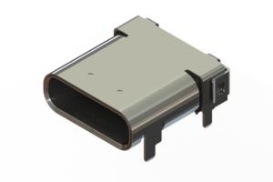 698C124-208-211 - 24 pin USB Type-C connector