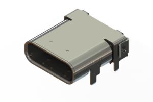 698C124-504-211 - 24 pin USB Type-C connector