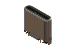 699B116-672-111 - 16 pin USB  Type-C cable end connector