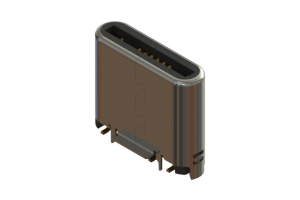 699B116-972-111 - 16 pin USB  Type-C cable end connector