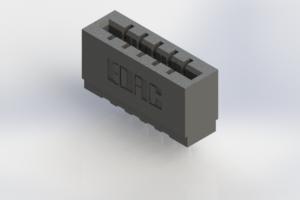 717-005-522-106 - Press-Fit Card Edge Connectors
