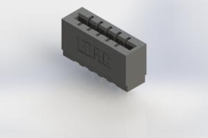 717-005-540-106 - Press-Fit Card Edge Connectors