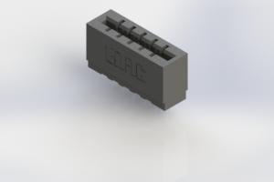 717-005-541-106 - Press-Fit Card Edge Connectors
