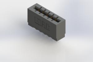 717-005-545-106 - Press-Fit Card Edge Connectors
