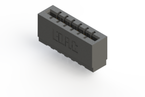 717-006-522-106 - Press-Fit Card Edge Connectors