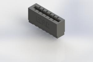 717-006-541-106 - Press-Fit Card Edge Connectors