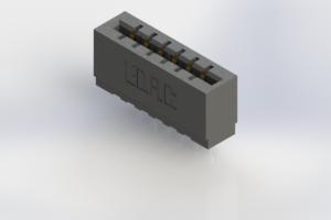717-006-545-106 - Press-Fit Card Edge Connectors