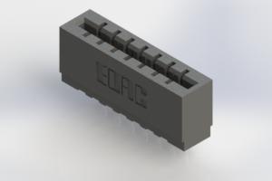 717-007-520-106 - Press-Fit Card Edge Connectors