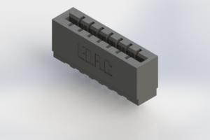 717-007-522-106 - Press-Fit Card Edge Connectors
