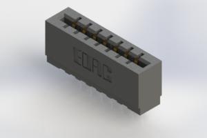 717-007-525-106 - Press-Fit Card Edge Connectors