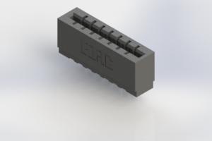 717-007-540-106 - Press-Fit Card Edge Connectors