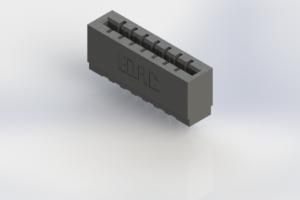717-007-541-106 - Press-Fit Card Edge Connectors