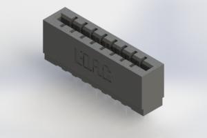 717-008-520-106 - Press-Fit Card Edge Connectors