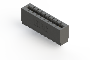 717-008-522-106 - Press-Fit Card Edge Connectors