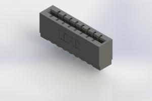 717-008-540-106 - Press-Fit Card Edge Connectors