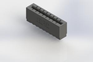 717-008-541-106 - Press-Fit Card Edge Connectors