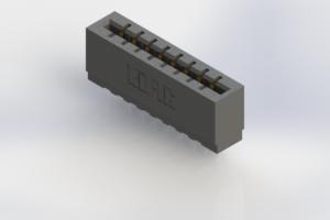 717-008-545-106 - Press-Fit Card Edge Connectors