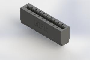 717-009-522-106 - Press-Fit Card Edge Connectors