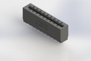 717-009-540-106 - Press-Fit Card Edge Connectors