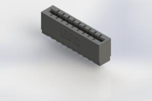717-009-541-106 - Press-Fit Card Edge Connectors