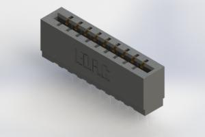 717-009-560-106 - Press-Fit Card Edge Connectors