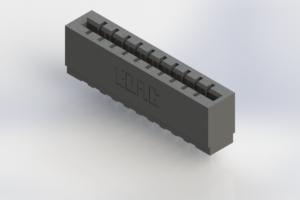 717-010-522-106 - Press-Fit Card Edge Connectors