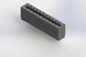 717-010-540-106 - Press-Fit Card Edge Connectors