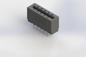 717-010-541-206 - Press-Fit Card Edge Connectors