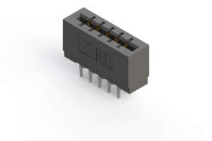 717-010-545-206 - Press-Fit Card Edge Connectors