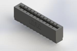 717-011-520-106 - Press-Fit Card Edge Connectors