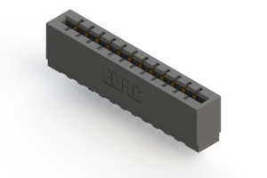717-012-525-101 - Press-fit Card Edge Connector