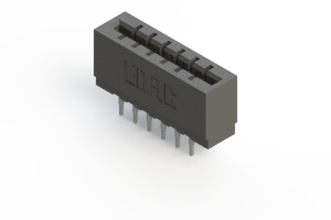 717-012-540-201 - Press-fit Card Edge Connector