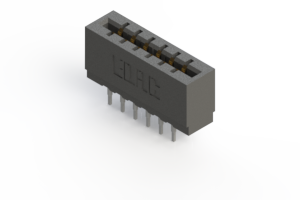 717-012-545-201 - Press-fit Card Edge Connector