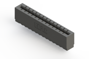 717-013-520-101 - Press-fit Card Edge Connector
