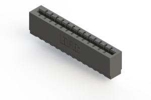 717-013-522-101 - Press-fit Card Edge Connector