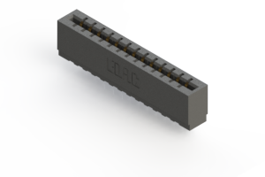717-013-545-101 - Press-fit Card Edge Connector