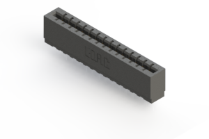 717-014-540-101 - Press-fit Card Edge Connector