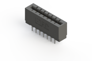 717-014-540-201 - Press-fit Card Edge Connector