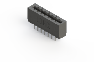 717-014-541-201 - Press-fit Card Edge Connector