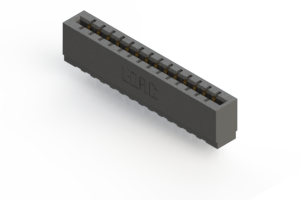 717-014-545-101 - Press-fit Card Edge Connector