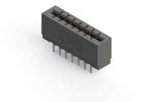 717-014-545-201 - Press-fit Card Edge Connector