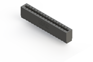 717-015-541-101 - Press-fit Card Edge Connector