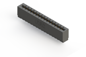 717-015-545-101 - Press-fit Card Edge Connector