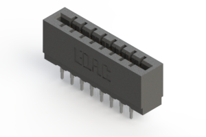 717-016-520-201 - Press-fit Card Edge Connector