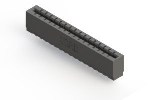 717-016-522-101 - Press-fit Card Edge Connector